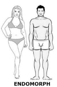 endomorfik vücut tipi için beslenme önerileri