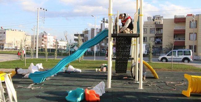 Haliliye Belediyesi'nden çocuklar için çalışma